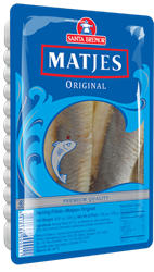 Picture of MATJES HERRING FILLET ORIGINAL, 250g/8.8oz