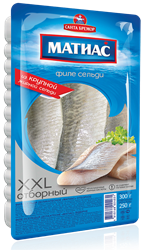 Picture of MATJES HERRING FILLET XXL, 300G/10.6oz