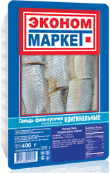 Picture of MATJES HERRING FILLET EKONOM, 400g/14.1oz