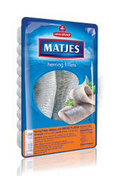 Picture of MATJES HERRING FILLET SMOKE FLAVOR, 250g /8.82oz