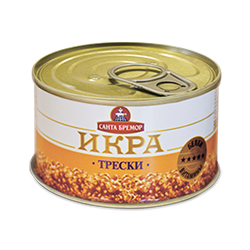 Picture of CAVIAR COD TIN, 130g/4.59oz