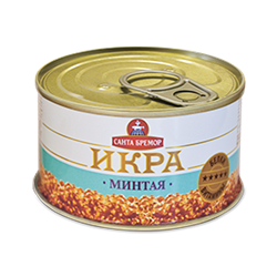Picture of CAVIAR POLLACK (MINTAI) TIN, 110g/3.88oz