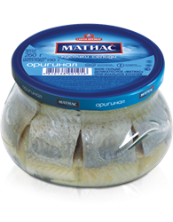 Picture of MATJES HERRING PIECES ORIGINAL, 260g/9.2oz